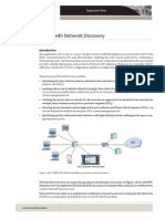 ESAM Network Discoveryasdas App Note