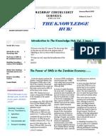 MashMap Newsletter Vol.2 Issue.1