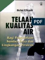 Buku Agronomi Air