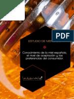 Estudio de Mercado de La Miel en España