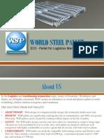 Steel Pallet Thailand