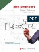 Analog Engineers's Pocket Reference TI