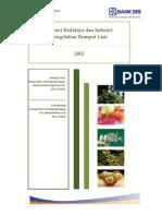 Potensi Budidaya Dan Industri Rumput Laut