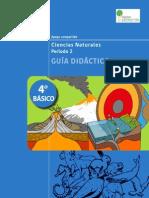 4basico Guia Didactica Cienciasnaturales