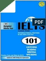 101 Helpful Hints for IELTS.