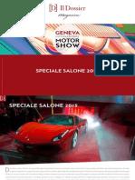 Speciale Salone Ginevra 2015