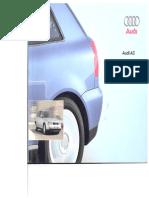 Manual Audi a3 (Todos)