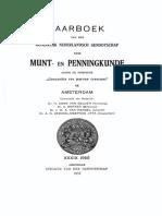 Het Hollandse muntwezen onder het huis Wittelsbach. [1] / H. Enno van Gelder