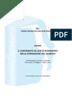 Mittica_Il Contributo Di Law & Humanities Nella Formazione Del Giurista_2012