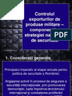 Controlul Exporturilor_ Maria Petcu