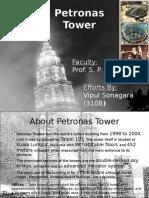 Petronas Tower Construction