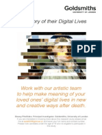 In Memory of their Digital Lives