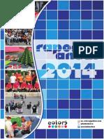 Raport Anual 2014