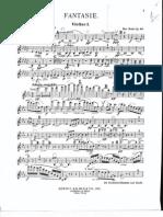 Bruch Fantasia Escocesa Cuerda