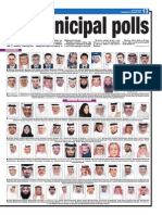 Candidates for the Bahrain election-2014