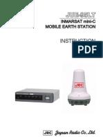 JUE-95LT Instruction Manual