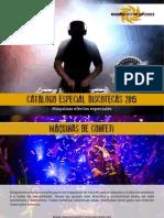 Catalogo Discotecas Maquinas Efectos Especiales