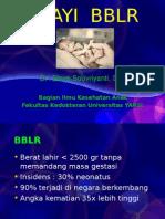 3. Bayi BBLR