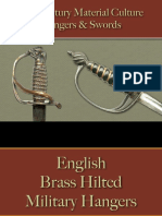 Military - Arms & Accoutrements - Swords - Hangers & Swords