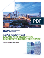 Hays Salary Guide 2015