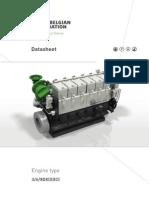 Datasheet DX Engine