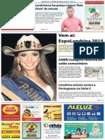 Jornal União - Edição da 1ª Quinzena de Março de 2015