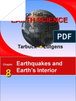 08 earthquakes and earths interior