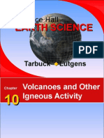 10 volcanoes and other igneous activity
