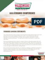 Krispy Kreme Investor Presentation 2015 ICR Low Res (2)