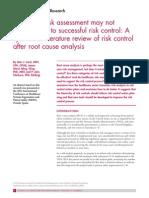 Card Et Al-2012-Journal of Healthcare Risk Management