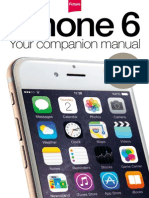 iPhone 6 - Your Companion Manual - 2014 UK