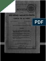 Revista Sociedad Malacológica Cuba Vol8No2.1951Cerion