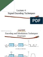 NET 04 Signal Encoding