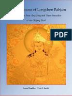 Draft Study Guide to Long Chen Rab Jam Meditations