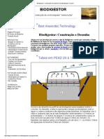 Biodigestor_ Construção e Desenho de Um Biodigestor Caseiro