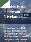 Swami Vivekananda s Quotes