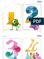 Disney Numbers Sf Printables 0612 FDCOM