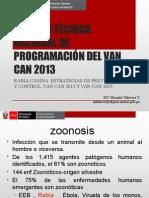 Reuni%d3n t%c9cnica Nacional de Programaci%d3n Del Van Can 2012 ,Minsa