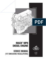Overhall Diferencial Mack | Gear | Bearing (Mechanical)