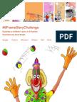 David Knight's Illustrations for the #6FrameStoryChallenge
