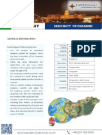 Residency Programme - Hungary