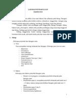 Laporan Pendahuluan Dan Askep Faringitis