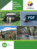 04 Manual Para La Gestión Operativa de Las Áreas Protegidas de Ecuador