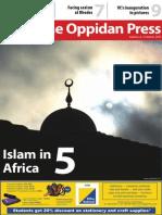 The Oppidan Press - Edition 2 - 2015