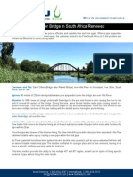 Wawiel Bridge South Africa