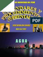 MODULO II - Estándares y Procedimientos Ambientales.ppt