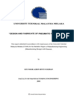 Design and Fabricate of Pneumatic Punching Tool - 24 Pages