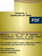 Module1 Sampling