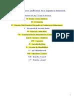 Resumen de Legal 71.22 Legislación y ejercicio profesional de la Ingeniería Industrial.