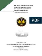 Laporan Praktikum Genetika (1)